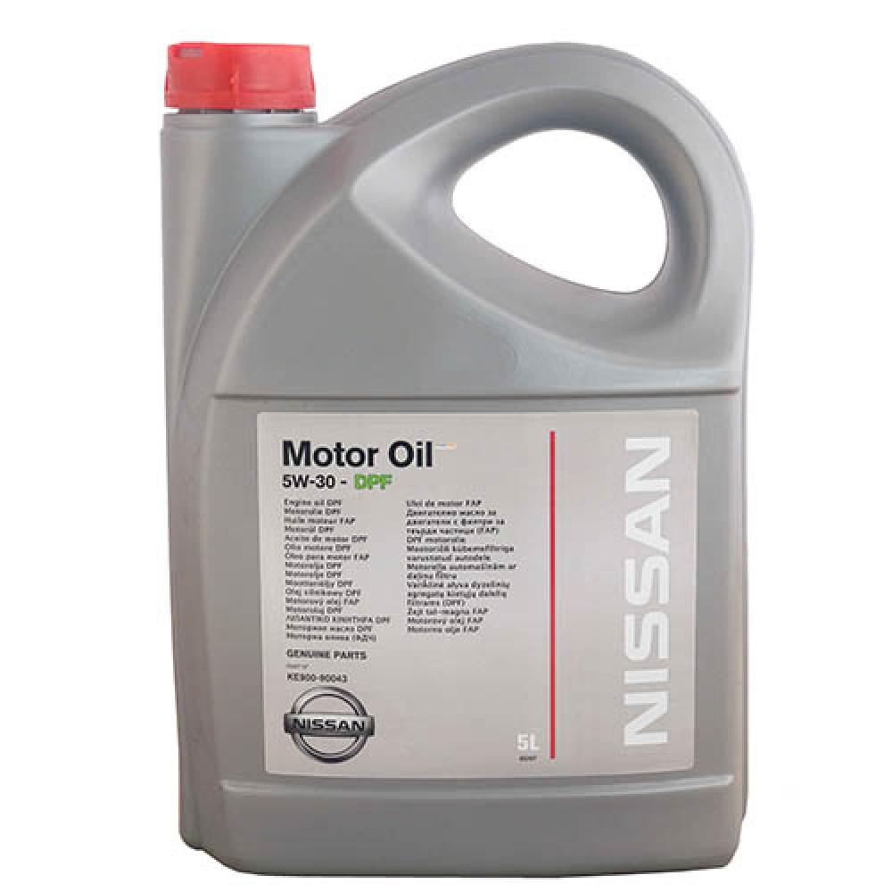 Моторное масло для двигателей с сажевым фильтром